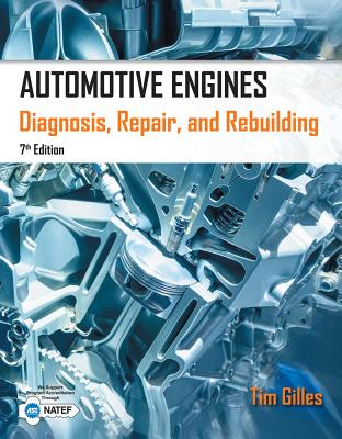Automotive Engines By Gilles, Tim